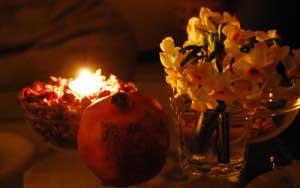اشعار شاعران بزرگ درباره شب یلدا(2)