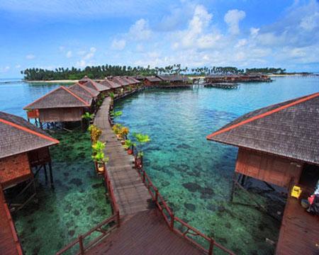 مالزی کشوری که باید دید ! تصاویر