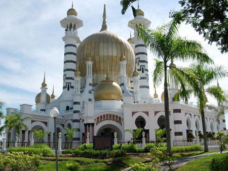 آشنایی با مسجد عبودیه در مالزی
