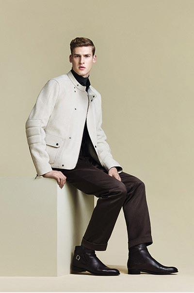 انواع مدل های جدید لباس مردانه Dunhill  تصاویر