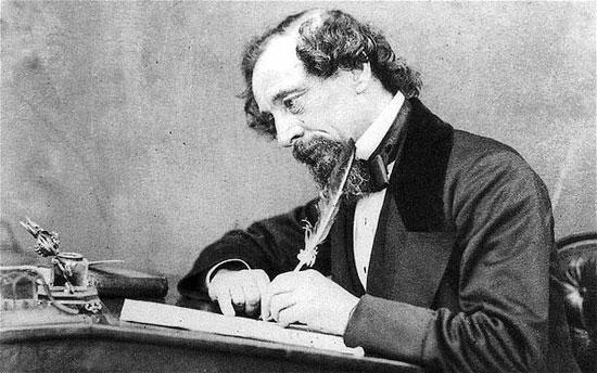 زندگی نامه چارلز دیکنز ، نویسنده و روزنامه نگار معروف  عکس
