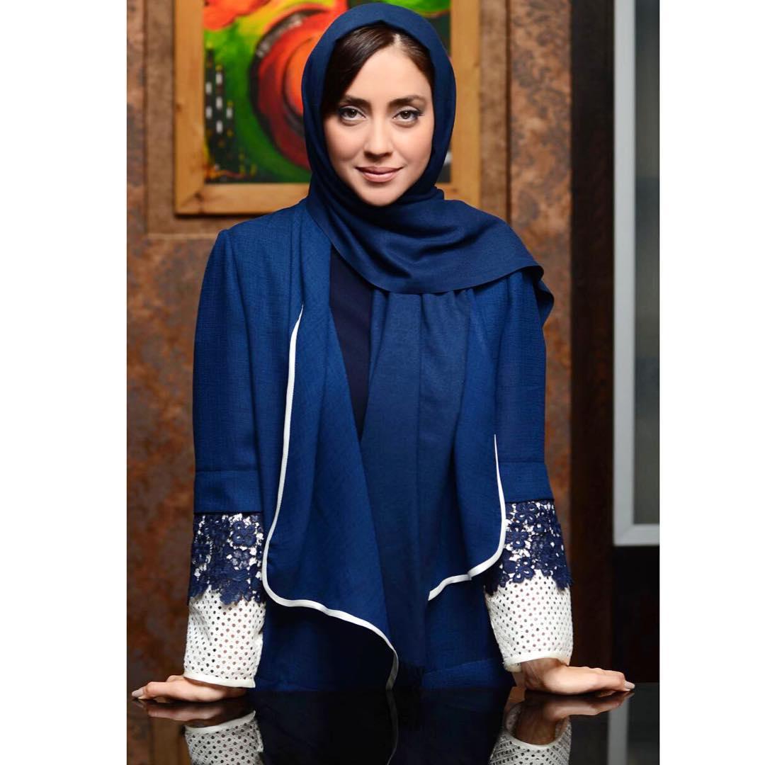 مانتوهای جدید دا بازیگران مدل مانتو بازیگران ایرانی اردیبهشت 93.