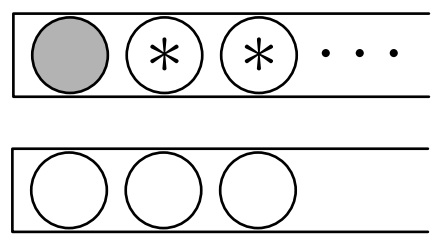 معمای المپیادی ردیف سکه ها
