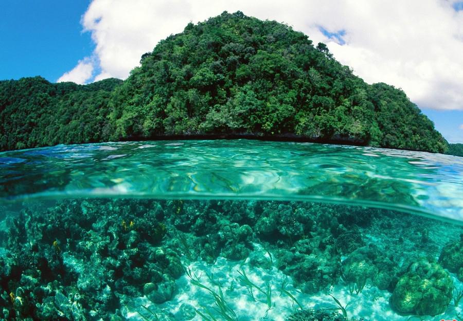 زیبایی های فوق العاده و طبیهتی بی نظیر در جزیره ردانگ، مالزی