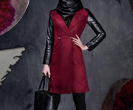 مدل مانتو و پالتوهای بسیار شیک زمستانه 2017 برای خانم های خوش پوش