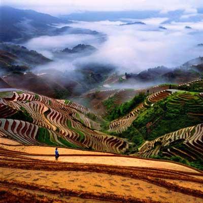 کشور چین وآثار تاریخی آن را بیشتر بشناسیم