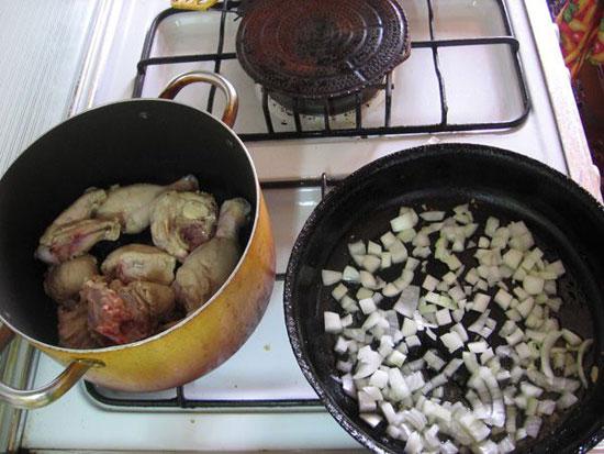 طرز تهیه مالاوابیج ، یک غذای شمالی خوشمزه  تصاویر مراحل پخت