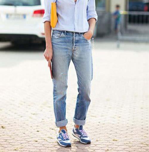 شلوار جین را با چه کفش هایی بپوشیم؟ خانم ها بخوانند