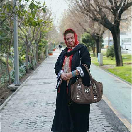 گیتی معینی: مهران مدیری دلم را شکست