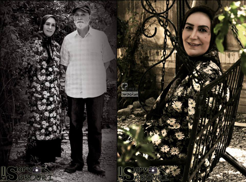 عکسهای جدید بازیگران و چهره های مشهور با همسرانشان