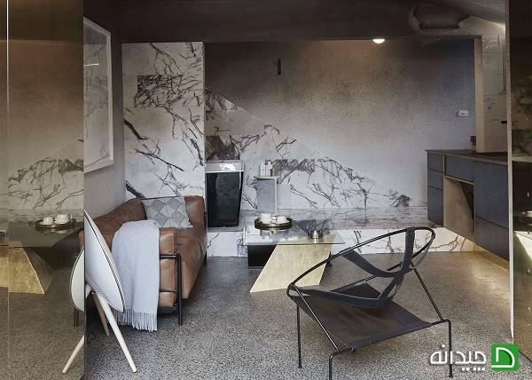 با انواع سبکهای معماری داخلی آپارتمانهای مدرن بیشتر آشنا شوید