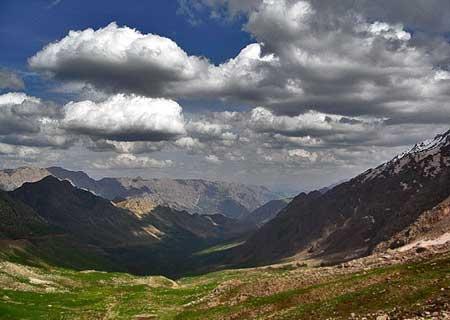 نقاط دیدنی کردستان این استان زیبای غربی را بشناسیم