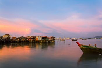 راهنمای سفر به زیبایی های پنانگ مالزی