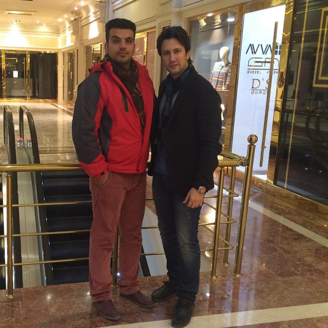 47259719 - مصاحبه کامل شاهرخ استخری با مهران مدیری در برنامه دورهمی