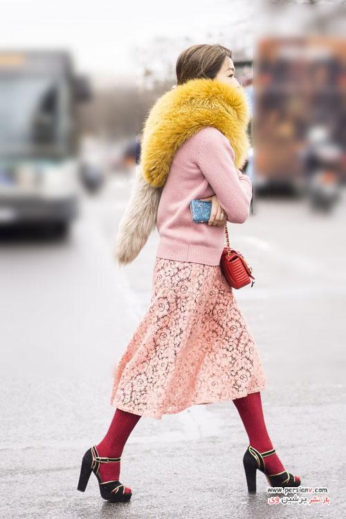 بهترین رنگ های روشن برای پوشیدن در بهار امسال
