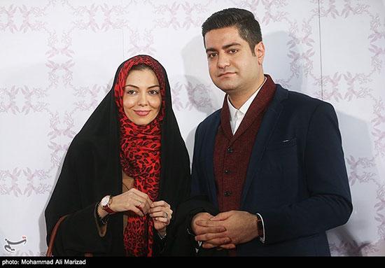 مصاحبه جدید آزاده نامداری و همسرش سجاد عبادی