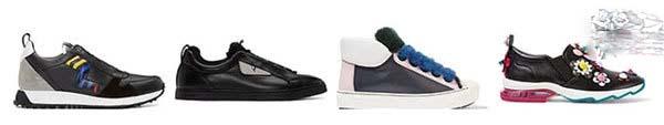 پرطرفدارترین برندهای کفش کتانی در جهان