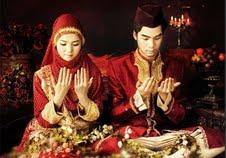 از رسوم قومی تا سنتهای اسلامی در مراسم ازدواج چینیها  عکس