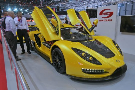 در نمایشگاه خودروی ژنو این سوپر اسپرت های ناشناخته به نمایش درآمدند
