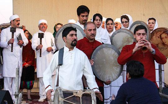 ایرانگردی نوروزی با مرد طبیعت ایران