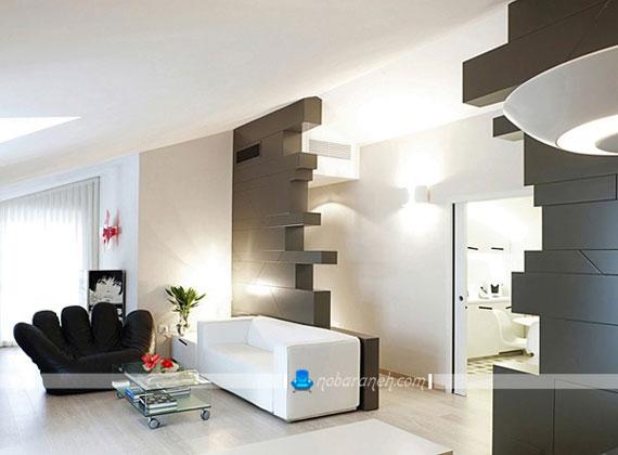 چیدمان خانه به سبک زیبای ایتالیایی