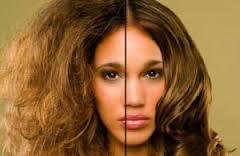 خشکی موهایتان را با مواد طبیعی نرم و خوش حالت کنید