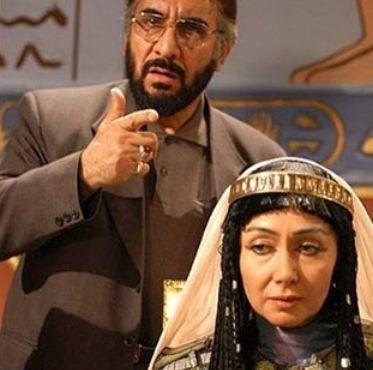 خاطرات خاص و جالب بازیگر نقش زلیخا از فرج الله سلحشور