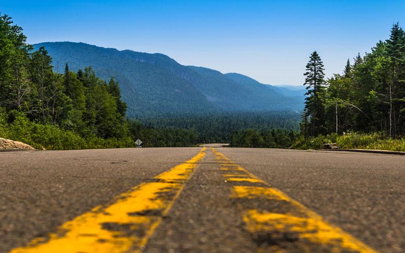 ترفندهای کاربردی برای سفر جادهای در کانادا