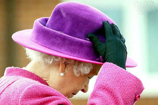 مدل کلاه های جذاب و متفاوت ملکه الیزابت