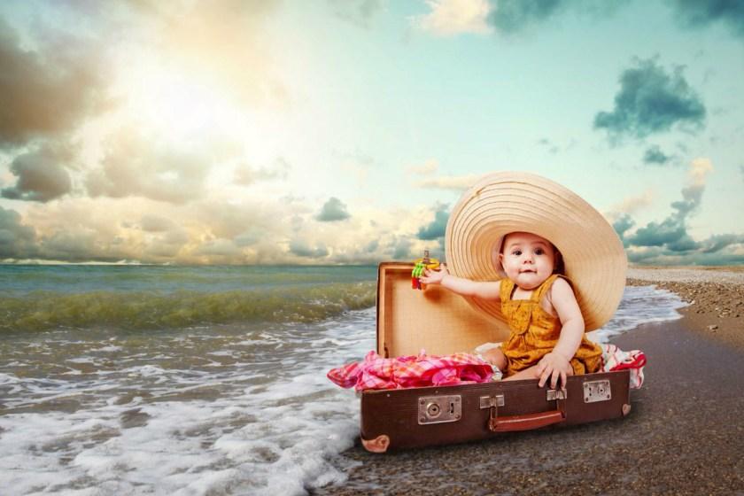 سفر با کودکان و نکات مهم برنامه ریزی های آن
