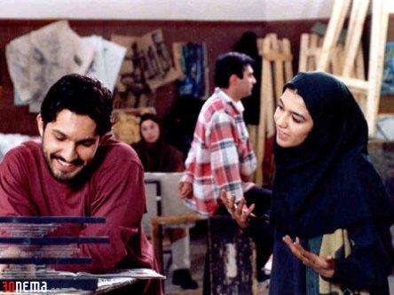 حامد بهداد در کنار مرحوم پوپک گلدره؛ ۱۲ سال پیش  عکس