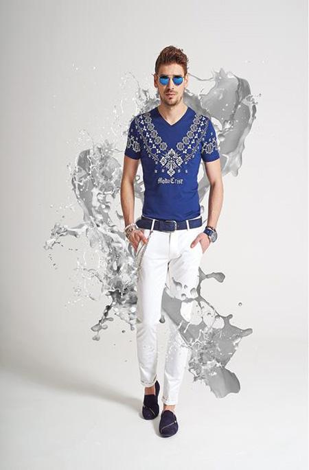 مدل لباس اسپرت مردانه 2017 برند Modacrise