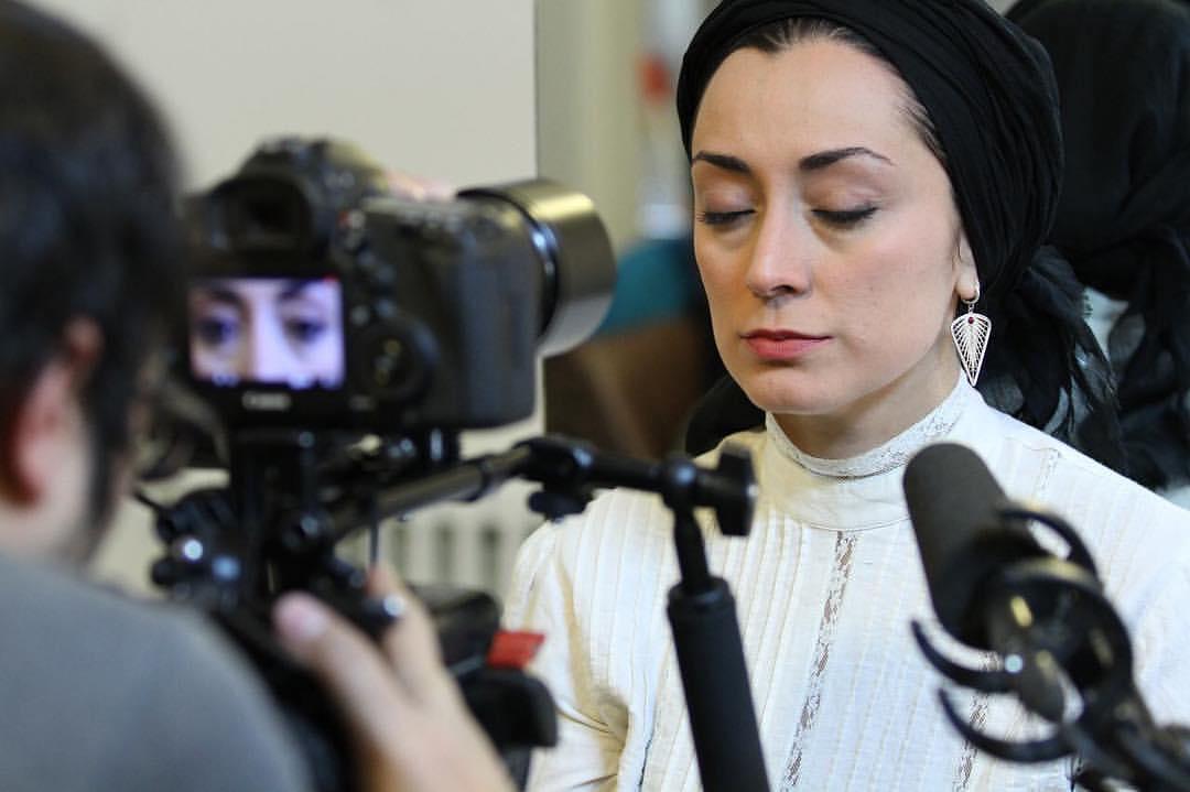 مریم پالیزبان بازیگر نقش مریم در فیلم لانتوری : احساس خفگی می کردم