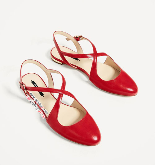 مدل کفش های پاشنه تخت با همان تاثیر شیک و مجلسی کفش های پاشنه دار