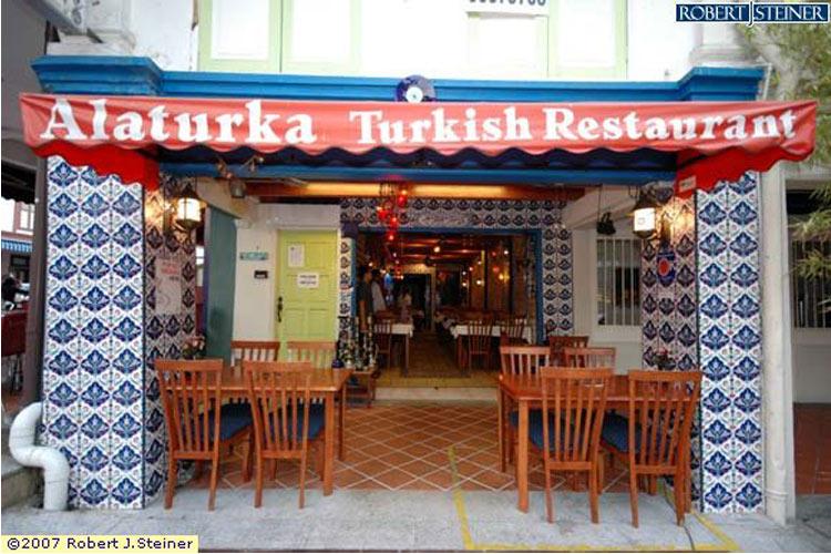 رستوران های حلال در سنگاپور