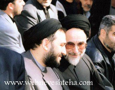 Image result for ابطحی خاتمی