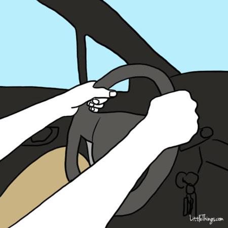 شخصیت شناسی بر اساس نحوه ی رانندگی