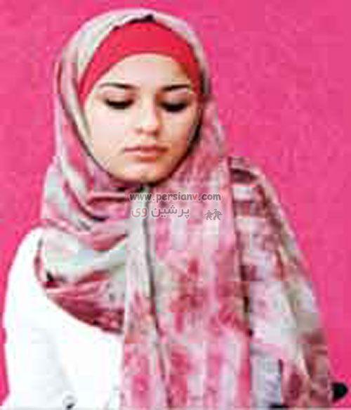 نحوه بستن روسری های مجری صدا سیما Index of /image/fashen eslami