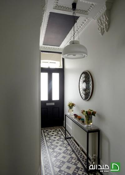 دکوراسیون فضاهای داخلی خانه به سبک ویکتوریایی