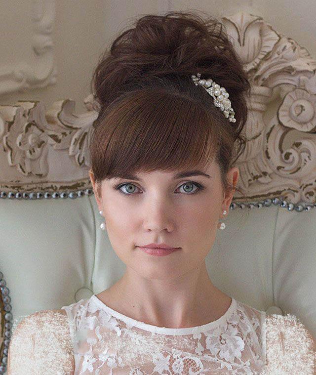 مدل های آرایش عروس 2017همراه با زیباترین و ساده ترین مدل ها