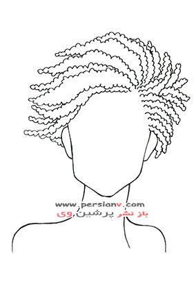 بهترین مدل موی کوتاه مطابق با نوع مو و شکل صورت شما