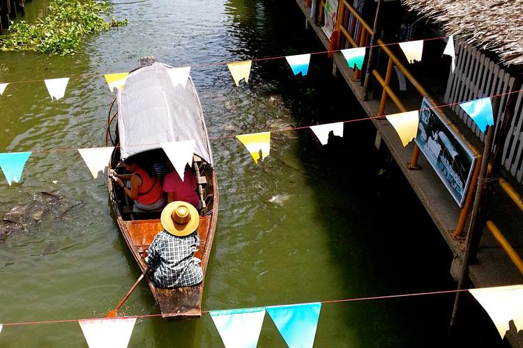 جاذبه های گردشگری ناشناخته بانکوک