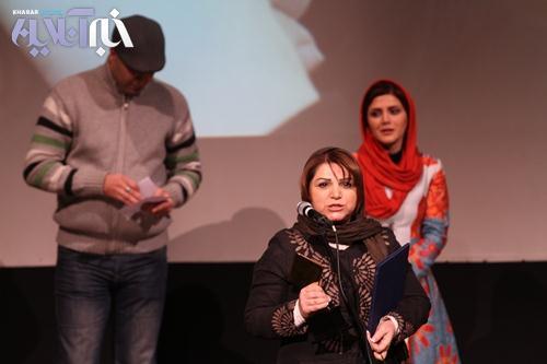 مهناز افشار، ویشکا آسایش و پیمان معادی در جشن منتقدان