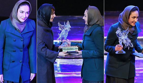 گپی با صیاد سیمرغ بهترین بازیگر زن امسال جشنواره فیلم فجر