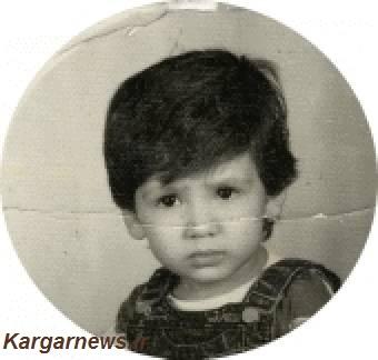 وقتی فرهادمجیدی 6 ساله بود(عکس)