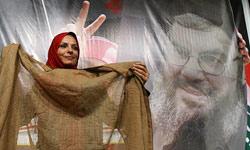 عبای یک میلیون دلاری نصرالله +عکس