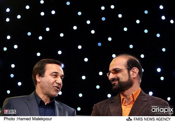 عکس های اختتامیه دومین جشنواره تلویزیونی جام جم