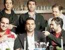 جشن تولد 30 سالگی احسان علیخانی با حضور برخی هنرمندان / تصاویر