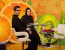 تصاویر: عروسی در تلویزیون با حضور زوج بازیگر