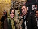گزارش تصويري / حاشیههای چهارمین روز جشنواره بین المللی فیلم فجر